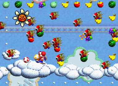 yoshis_story_-_screenshot_-_cloud_cruising